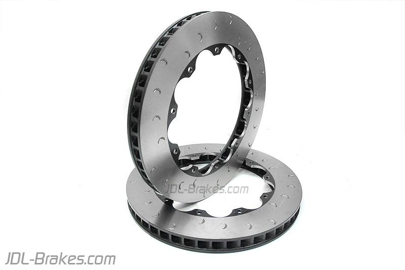 Alcon replacement brake discs ( rear ) for Alcon Superkit - Nissan GTR