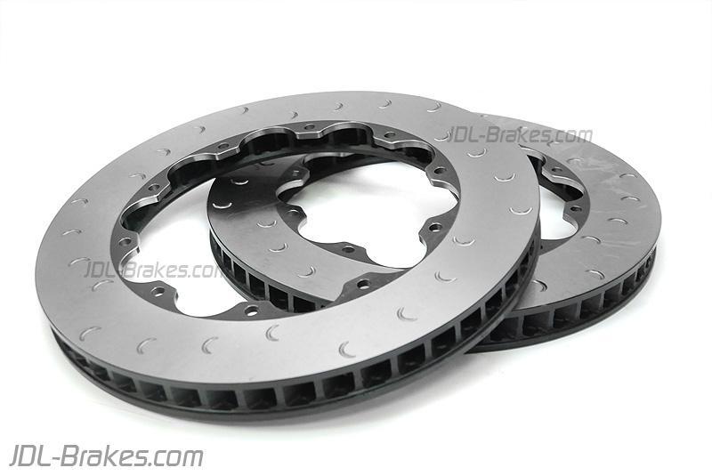 Alcon replacement brake discs 343x25 mm