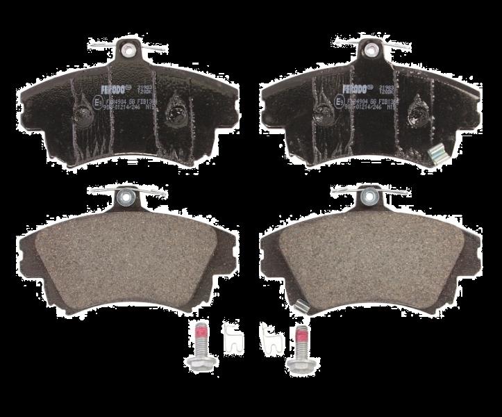 Ferodo Premier front pads FDB1384