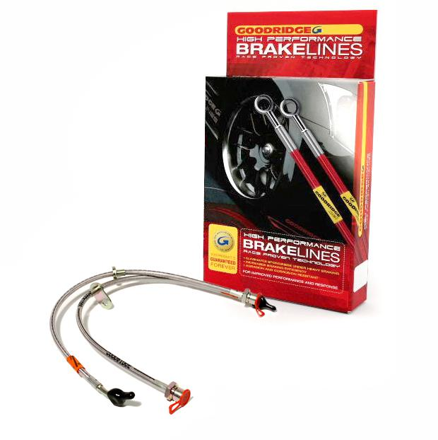 Goodridge Brake Lines Nissan 200SX New Shape Type S-14  1994> Zinc Plated – front and rear