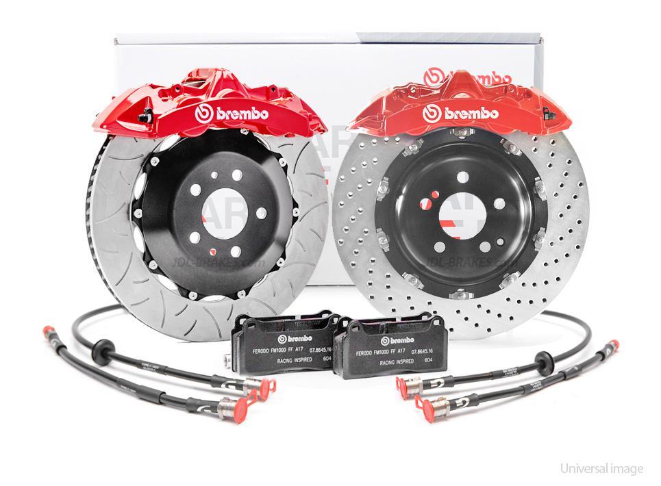 Brembo GT Big Brake Kit ACURA INTEGRA 1990-2001 328x28 4-pot - front