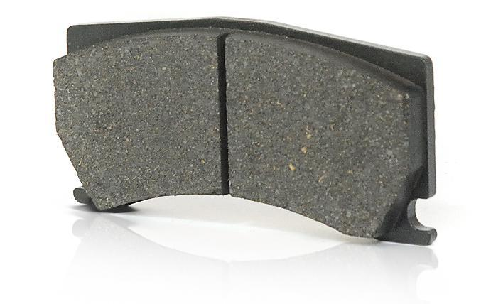 Pagid RS9-2 rear pads for Alcon Superkit - Nissan GTR