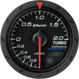 Defi Advance CR Gauge /  Ø52 mm / Turbo / Black DF07802