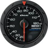 Defi Advance CR Gauge /  Ø52 mm / Water temperature / Black DF08402