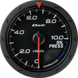 Defi Advance CR Gauge /  Ø60 mm / Oil pressure / Black DF08902