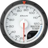 Defi Advance CR Gauge /  Ø60 mm / Water temperature / White DF09201