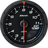 Defi Advance CR Gauge /  Ø60 mm / Exhaust gas temperature / Black DF09302