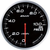 Defi Advance BF Gauge /  Ø60 mm / Oil pressure / Blacked out DF10201
