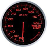 Defi Advance BF Gauge /  Ø60 mm / Water temperature / Blacked out DF10502