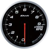 Defi Advance BF Gauge /  Ø60 mm / Tachometer / Blacked out DF10704