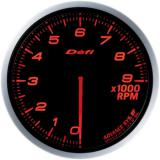 Defi Advance BF Gauge /  Ø60 mm / Tachometer / Blacked out DF10705