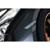 LED Front Winker Smoke Version Tommy Kaira - Nissan R35 GTR