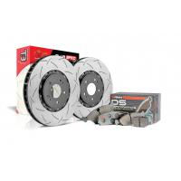 Special package DBA 5000 T3 slotted front discs and Ferodo DS-Performance pads - Audi RS3 8V (sportback only)