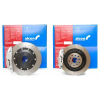SPECIAL OFFER Alcon Adv. Extreme brake kit front and rear  - SUBARU IMPREZA STI GDB