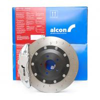 Alcon Adv. Extreme brake kit front 6 pot Ø343x32 - NISSAN SKYLINE R32 R33 R34 GTR