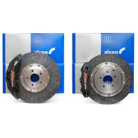 Alcon CCX carbon ceramic brake kit front and rear - NISSAN GTR