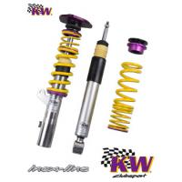 KW Clubsport with top mounts coilovers 35210852 - AUDI A3 8P Quattro / S3 8P