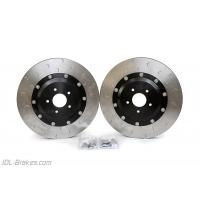 Alcon front discs and bells 400 mm - NISSAN GTR Gen 2