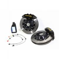 Alcon / Mountune brake kit front 6 pot Ø365x32 - FORD FOCUS RS Mk2