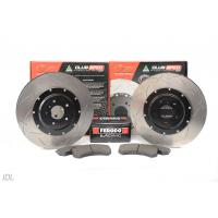 Special package DBA 5000 T3 slotted front discs and Ferodo DS2500 front pads