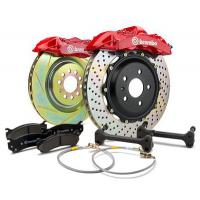 Brembo GT / GT-R Big Brake Kit  BMW E46 M3 Front 2001-2006 355x32 4 pot