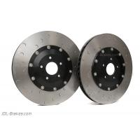 Alcon front discs and bells 396 mm - NISSAN GTR Gen 2