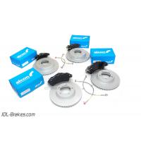 Alcon armourder brake kit front and rear - TOYOTA LAND CRUISER 200 V8